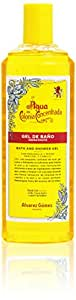 Agua de Colonia Concentrada - Gel de Baño Hidratante - Con manzanilla y pepino - 550 ml