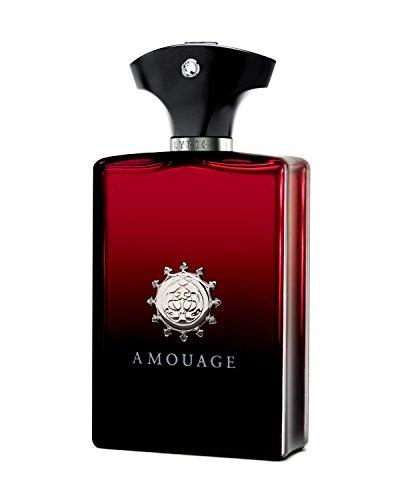 AMOUAGE Lyric Men's Eau de Parfum Spray, 3.4 Fl Oz