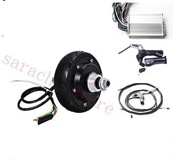 GZFTM 5 Pulgadas 250W 24V Motor eléctrico para Silla de Ruedas monopatín del Motor Auto eléctrico Equilibrio de Piezas de Scooter: Amazon.es: Deportes y ...