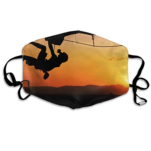 Sam-Uncle Anti Dust Face Mouth Cover Mask Rock Climbing Player Anti Pollution Breath Healthy Mask