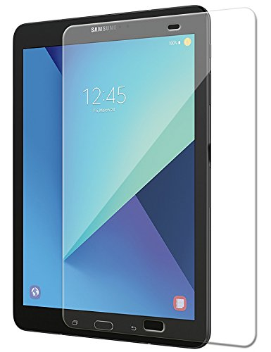 Sunlight Supply Tempered Glass (Galaxy Tab S3 9.7 Screen Protector, PThink Tempered Glass Screen Protector for Samsung Galaxy Tab S3 9.7 inch)