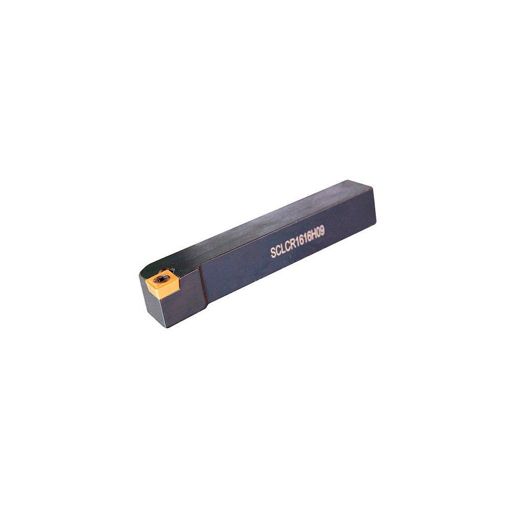Métalprofi - Porte outils tour métaux universel Droite 95° 16 x 16 x L. 100 mm - SCLC R 1616 H09 - Métalprofi Métalprofi
