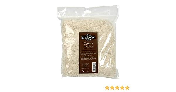 LIBÉRON - Muñequilla de algodon 200g: Amazon.es: Bricolaje y ...