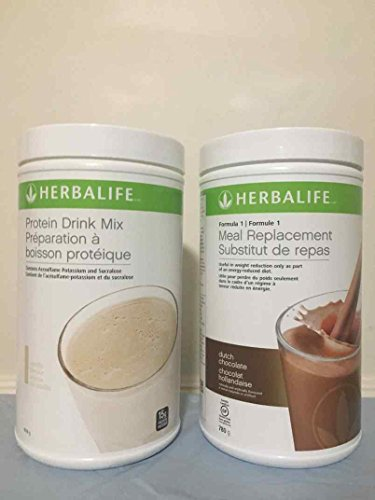 Formula 1 Healthy Meal Nutritional Shake Mix & Protein Drink Mix Combo - Combo Mix