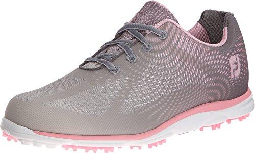 Footjoy, Schuh, Damen, Empower, Grau/Pink