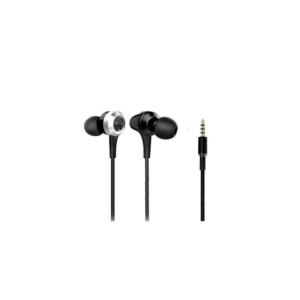 LTNLab Hi-Res Audio Stereo Earphones Wired Control Headsets for Hi-Fi Music with Mic Headphones