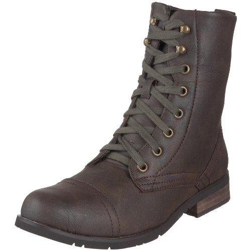 Brown Prague Boot Wanted Shoes Women's gqBxnWIE