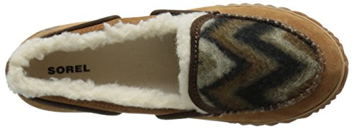 Sorel Womens Tremblant Blanket Ii Nm Mocassino Alce