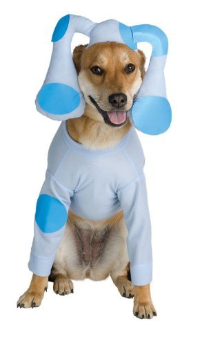 Blues Clues Pet Costume, Extra Large 22-24
