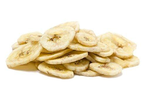 Banana Chips Dried Sweetened by Its Delish, 2 lbs