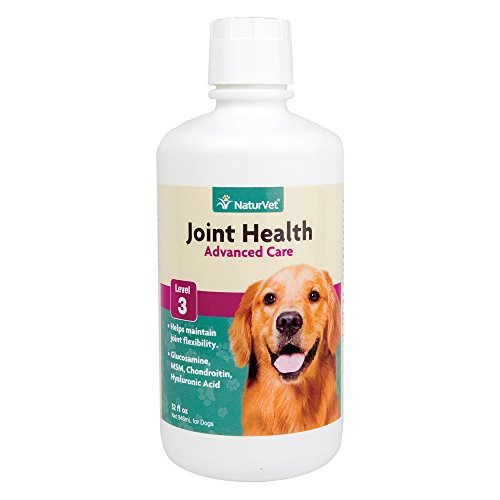 NaturVet Joint Health Supreme Level 3 Hip & Joint Dog Supplement, 32 OZ