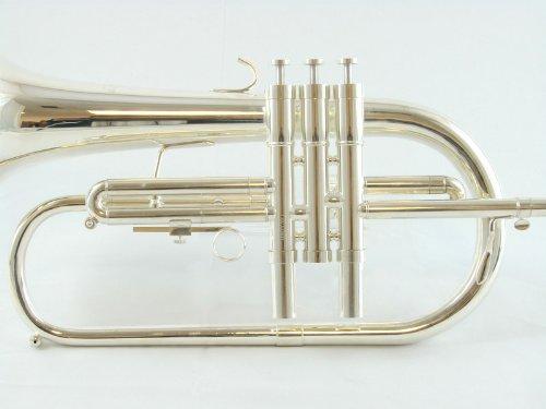 Schiller CenterTone Flugelhorn - Silver Plated