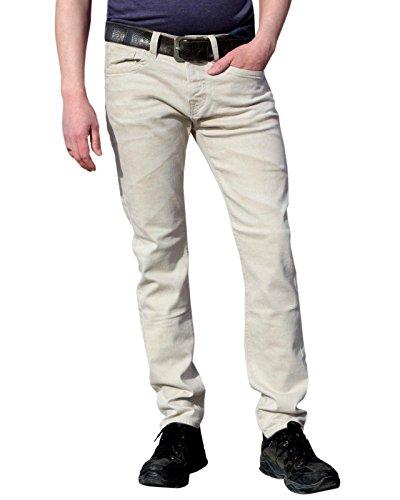 True Religion Herren Jeans Hose DEAN MODERN TAPERED T900 Desert Sand