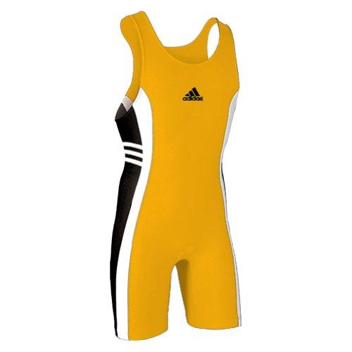 Adidas Réponse 2 Wrestling Singlet Athlétique Or