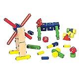 Children's Snap N Play Blocks- 65 pc Set