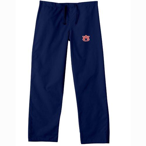 Auburn Tigers NCAA Classic Scrub Pant (Navy) (2X Large) by Gelscrubs