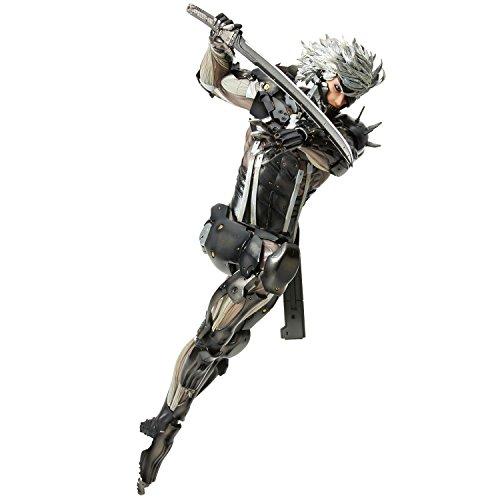Union Creative Menshdge Technical Statue No. 33: Metal Gear Rising Revengeance Raiden Resin Statue