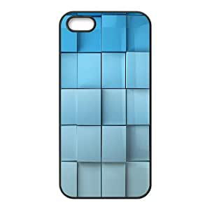 IPhone 5,5S Cases Grid, Iphone 5s Cases for Men - [Black] Okaycosama