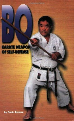 Bo  Karate Weapon Of Self Defense