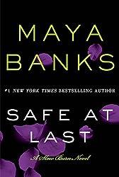 Safe at Last: A Slow Burn Novel (Slow Burn Novels Book 3)