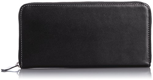 THINly EVERWIN ORIGINAL Leather Wallet 21546 Black by THINly