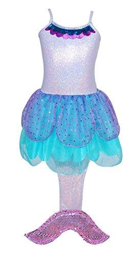 Girl' (Pink Poppy Mermaid Costume)