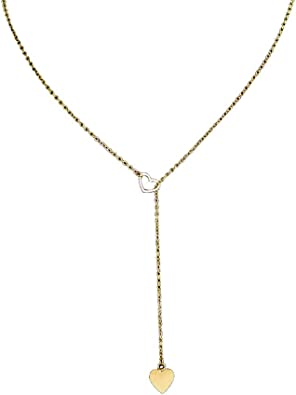 Golden or Silver CHOKER NECKLACE Lariat for WOMEN