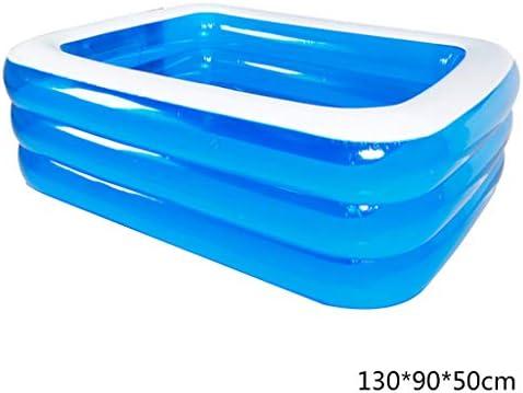 WOXIWANNI - Piscina hinchable para adultos y niños, tamaño completo, ideal para fiestas de verano, para piscina, jardín, patio trasero: Amazon.es: Jardín