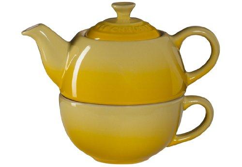 UPC 630870110181, Le Creuset Stoneware Tea for One, Soleil