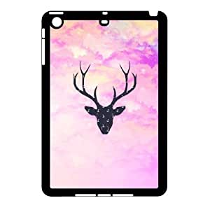 Ipad Mini 2D Custom Phone Back Case with Deer Image