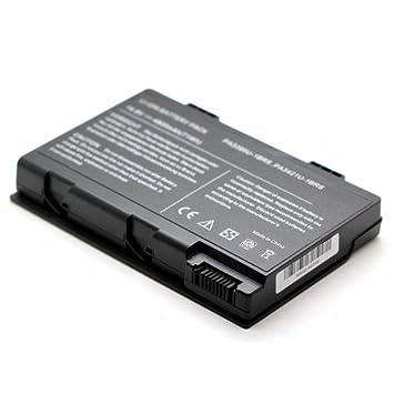 Batería compatible para ordenador PC portátil Toshiba Satellite M40 X -267 PA3421, 14.8 V 4800 mAh, note-x/DNX: Amazon.es: Informática