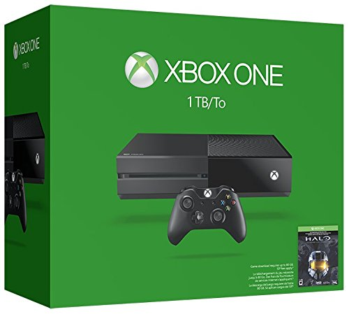 Xbox One 1TB Console - Halo: The Master Chief Collection Bundle