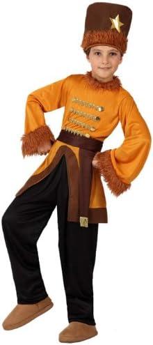Atosa - Disfraz de ruso para niño, talla 5-6 años (8422259158493 ...