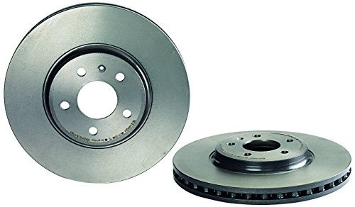Brembo 09.A758.11 UV Coated Front Disc Brake Rotor ()