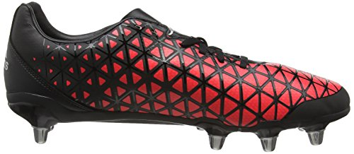 Adidas Kakari SG - Men's Rugby Shoes - AQ2045 - New 2016 Black cheapest price online recommend cheap price free shipping deals sale 2015 74Kt9NQfN9