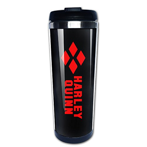 KIYOMM Harley Quinn Customize Stainless Steel Mug / Coffee Thermos & Vacuum -