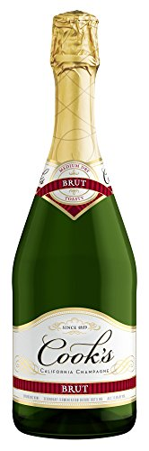 Cook's Brut Sparkling Wine, 750mL Bottle
