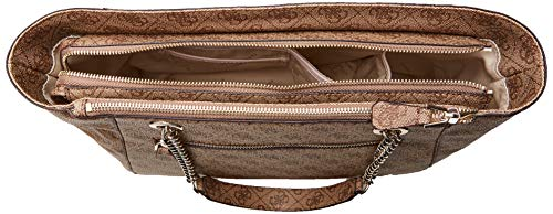 Cool Downtown Mujer Guess Y Shoppers Bolsos Tote De brown Multicolor Hombro pRq7Z5aw