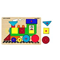 Wooden and Pegged Puzzles