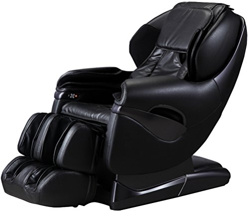 Osaki TP8500A Model TP-8500 Massage Chair, Black, L-Track Massage Function, Zero Gravity Position, Massage Track, Massage Technique, Air Massage, Foot Massage, Computer Body Scan