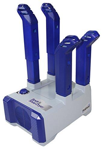 nuVent SD1001 BLUEUPS Gear Dryer, Blue