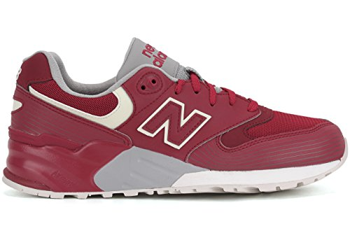 New Balance Mens Elite Edition Solarized ML999EA Running Shoe Red