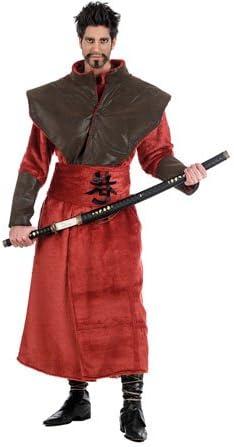 Disfraz de Samurai Abrigo adulto: Amazon.es: Juguetes y juegos