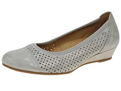 Gabor Women's 82.695.91 Loafer Flats Mink V6LFk8BHb6