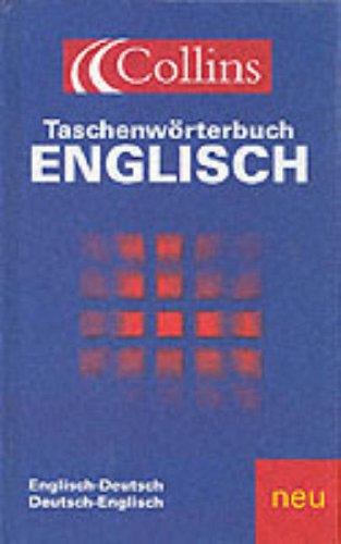 Collins Taschenwörterbuch Englisch (Dictionary)