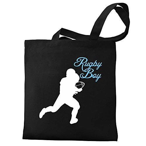 Eddany Eddany Canvas Tote Rugby Rugby Tote Bag Canvas boy Bag Eddany boy 7H6ZI7q