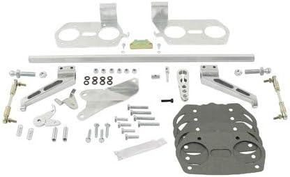 VW 1700-2000cc Type 2 /& 4 /& 914 EMPI 43-5224 EMPI HEX BAR LINKAGE KIT FOR EMPI HPMX or WEBER IDF