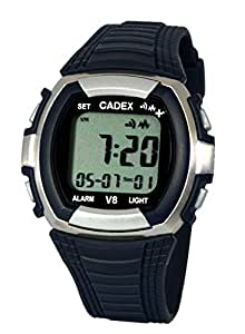 8 alarm vibration alarm watch e pill cadex v8 vibrating reminder watch with for Cadex watches
