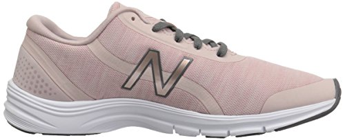 New Balance Damen CUSH + WX711V3 Trainingsschuhe, 36.5 EUR - Width B, Faded Rose/Castle Rock