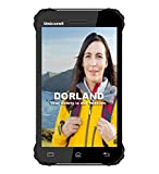 DORLAND Unicorn 6 Explosion-proof Smartphone, IP67 Rugged Smartphone,Intrinsically Safe For Oil & Gas Industry and Hazardous Areas, 4G Android 6.0 Dual SIM GPS Navigation